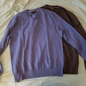 Banana Republic Merino Wool Sweaters - Lot of 2